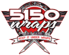 5150 Wraps Las Vegas, Nevada Sticky Logo